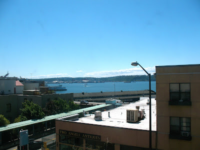 view from Pike Place Chinese Cuisine