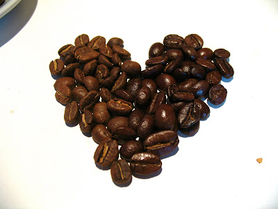 Coffee Heart at Trabant