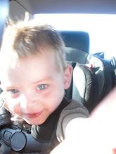 My precious lil cousin Caleb