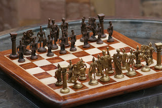 Ahoy Me Hearties The Coolest Chess Sets