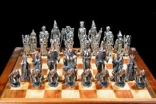 Armageddon Chess Set
