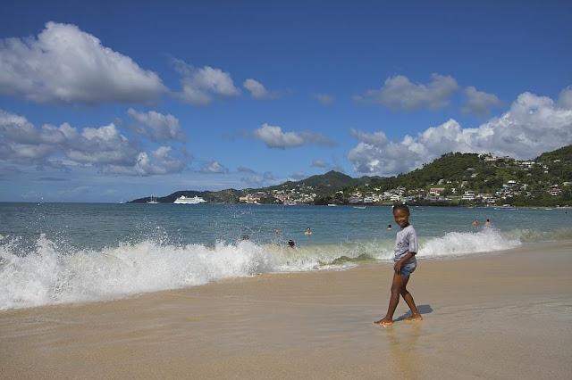 Grenada-Grand Anse Beach