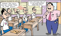 Musim Cuti  Sekolah dah Bermula.....