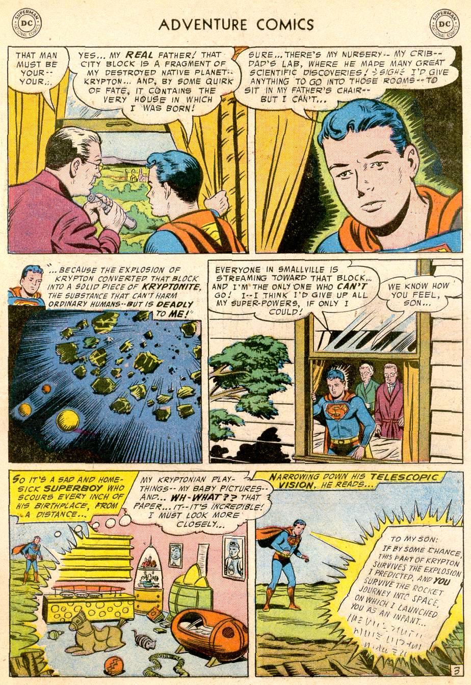 Read online Adventure Comics (1938) comic -  Issue #232 - 5