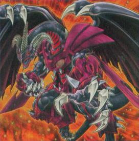 Red Archfiend Dragon/Assault Mode