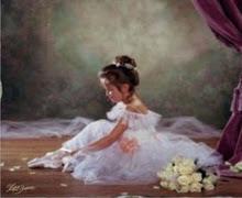 Kekita aaama el ballet!