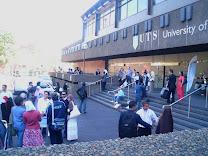Binawan Kuliah di UTS Sydney