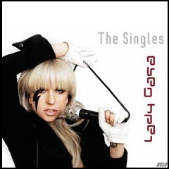Lady GaGa - The Singles