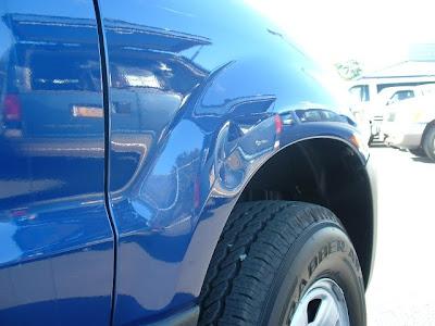 Chevy Silverado Dent Repair Autos Post