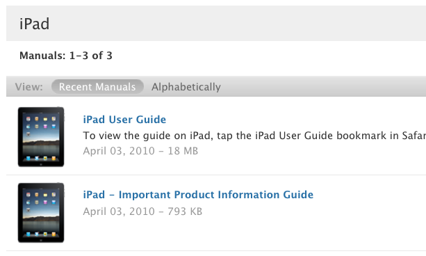 apple manuals ipad user guide