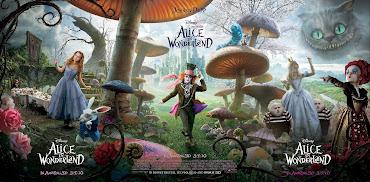 #3 Alice in Wonderland Wallpaper