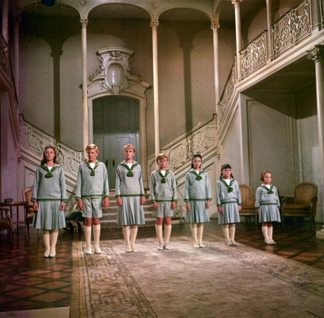 Enchanted serenity of period films the sound of music for House music documentary