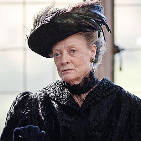 Downton Abbey saison 1 Maggie