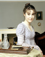 ... playing mrs austen to gilli...