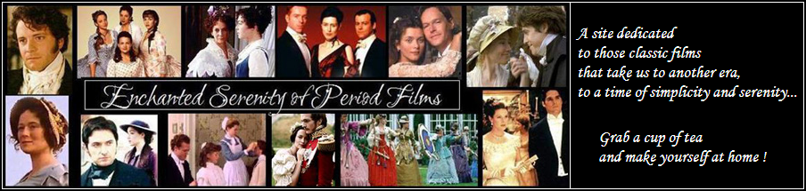 Enchanted Serenity of Period Films