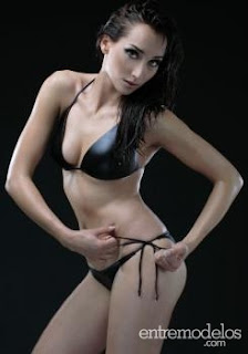 Vanesa Prieto - Modelo Profesional