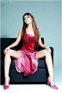 Victoria Quintín Modelo Profesional