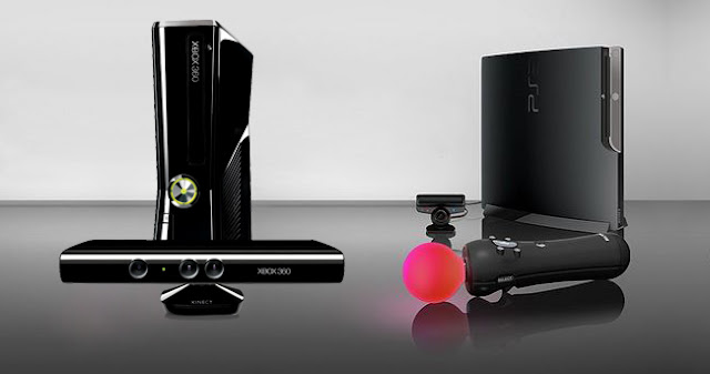Diferencias entre PlayStation Move y Xbox 360 Kinect