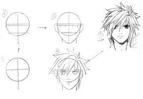 Cara Menggambar Anime Jepang | Share The Knownledge