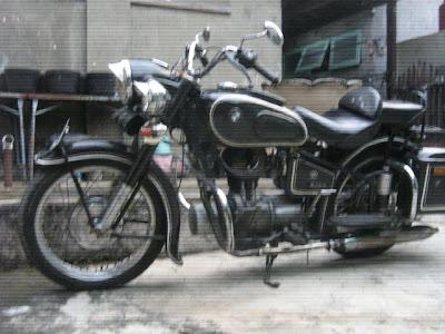 motor bmw r25