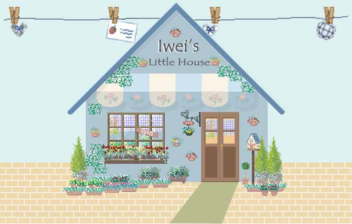 Iwei's Little House