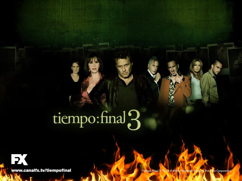 Tiempo final - primera y segunda temporada [Rapidshare]