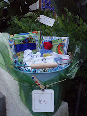 Sea Life Basket
