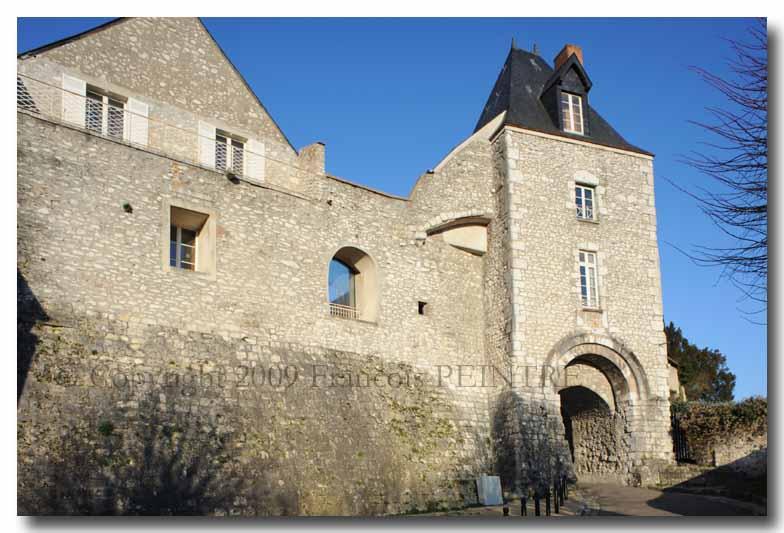 Montargis le château royal