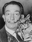 SALVADOR DALI           -     SURREALIST PAINTER     -              (1904-1989)
