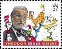THEODOR SEUSS GEISEL - AUTHOR - (1904-1991)                           a.k.a. Dr. Seuss.