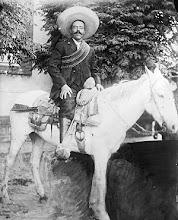 Doroteo Arango a.k.a. PANCHO VILLA - MEXICAN REVOLUTIONARY - OUTLAW - (c.1877-1923)