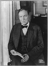 CLARENCE DARROW - LAWYER  (1857-1938)