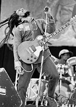 BOB MARLEY - JAMAICAN MUSICIAN (1945-1981)