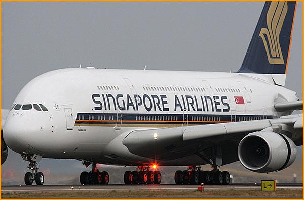 Airlines singapore airlines for Singapore airlines sito italiano