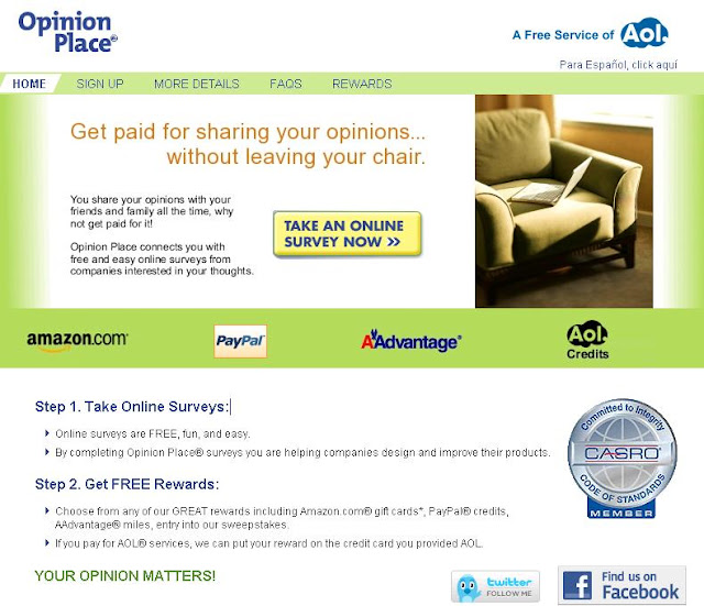 Opinionplace.com Review - Opinionplace Paid Online Surveys