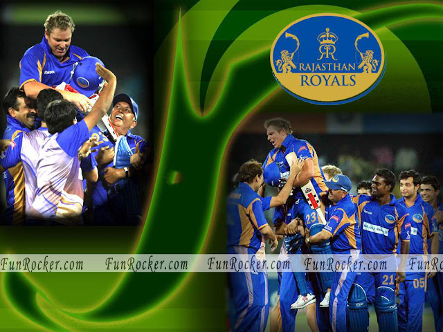 IPL Wallpapers - Photos of IPL 2010 Teams & Players