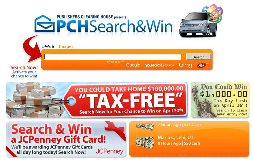 Pch Entry http://lmg.letmeget.net/blog/win-pch-surprise-1-million-pchcomsurprise