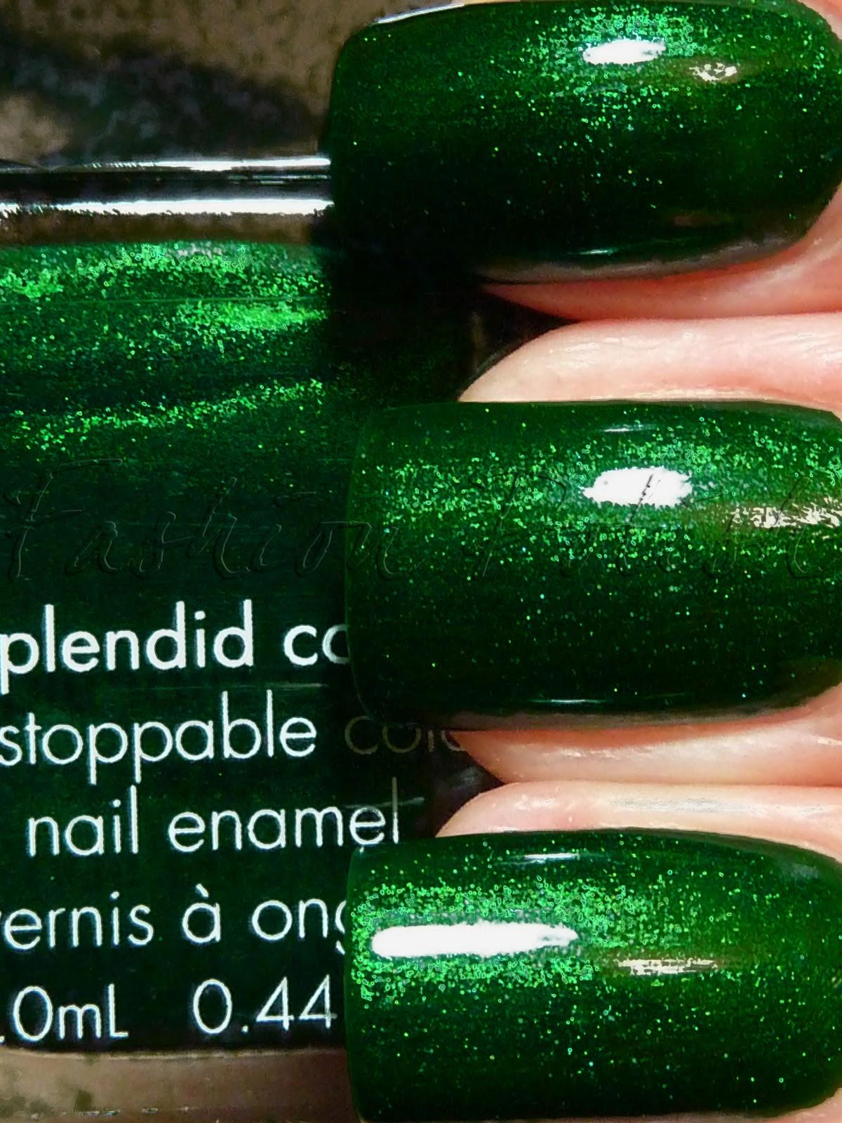 Fashion Polish: Calvin Klein HTF nail polishes