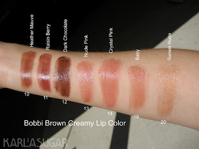 Bobbi Brown Crystal Pink Lipstick image