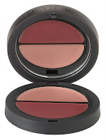 Armani, cream blush duo