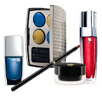 Lancome, Declaring Indigo, fall, palettes, Nude Elegance, Golden Audacity, Indigo Charm, eyeshadow, Color Design, Liberty Palettes