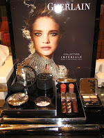 Guerlain, holiday, 2009, Imperial Collection, display