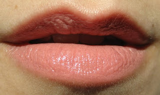 MAC, DSquared, Nude Rose, swatches, lip swatches, NW20