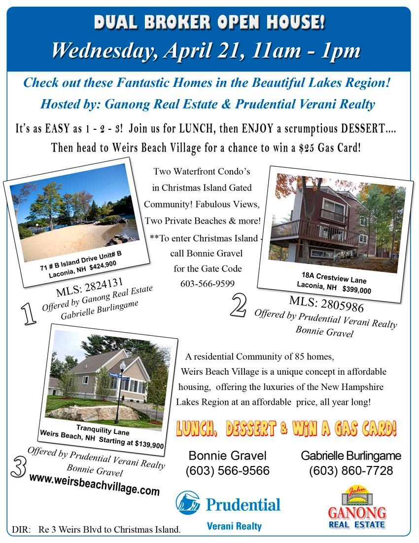 Broker Open House Flyer Templates - Estate sale ad template