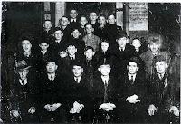 קונצרט בבית הכנסת צוקר בגטו