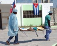 The Independent: los mdicos cubanos en Hait ponen al mundo avergonzado