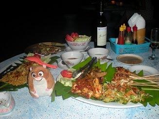 Cccil Cuisine Balinaise Recette Du Satay Lilit - Cuisine balinaise