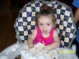 Lexie's First Birthday