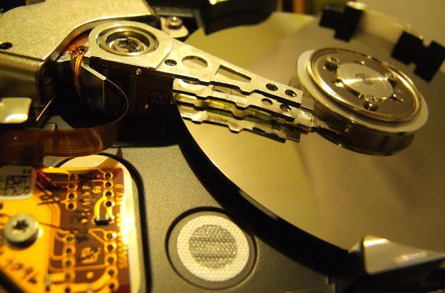 Hard Disk Drive (by Fuji S9600)