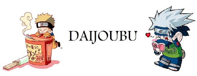 Daijoubu!